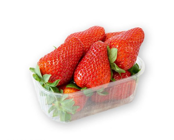 Tarrina de fresas 250 gr